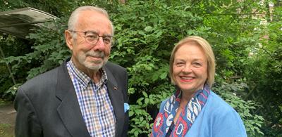 Freunde & Förderer von Schloss Dyck e.V. mit neuem Vorstand